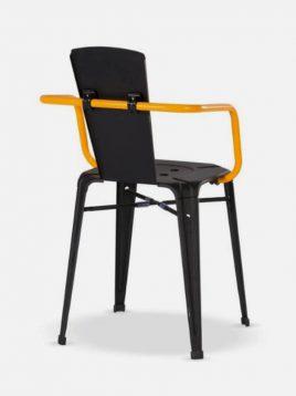 صندلی فلزی ناهارخوری نهالسان مدل تیام