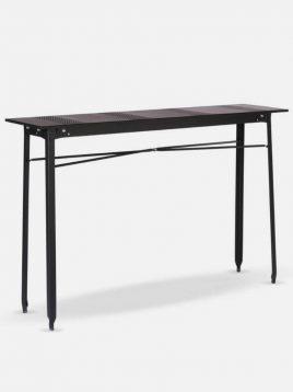 میز بار فلزی دو تا سه نفره نهالسان