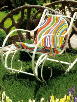 صندلی راک فلزی صنیع کار