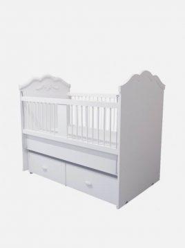 تخت نوزاد گهواره ای آپادانا مدل گلوریا