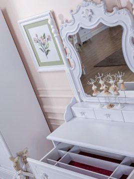آینه دراور کودک آپادانا مدل روژین
