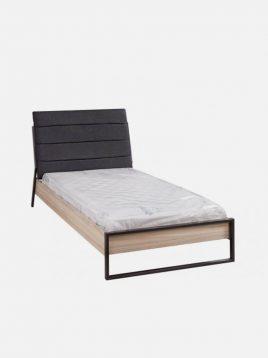 تخت چوبی تک نفره آپادانا مدل رامونا