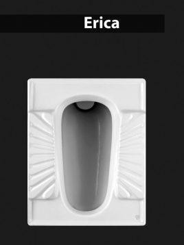 توالت ایرانی چینی کرد مدل اریکا
