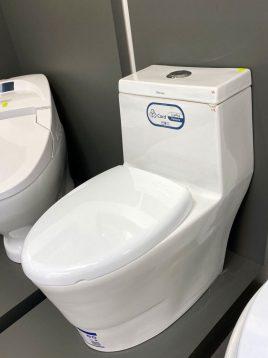 توالت فرنگی چینی کرد مدل ویکتوریا