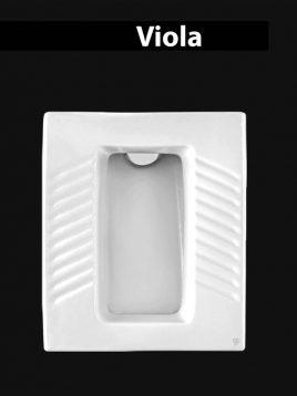 توالت ایرانی چینی کرد مدل ویولا