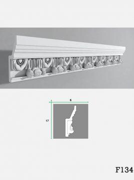 ابزار دکوراتیو گچی فرسان مدل F134