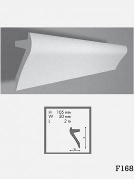 ابزار دکوراتیو گچی فرسان مدل F168