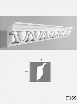 ابزار دکوراتیو گچی فرسان مدل F169
