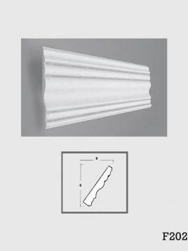 ابزار دکوراتیو گچی فرسان مدل F202