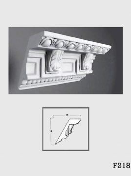 ابزار گچی دکوراتیو فرسان مدل F218