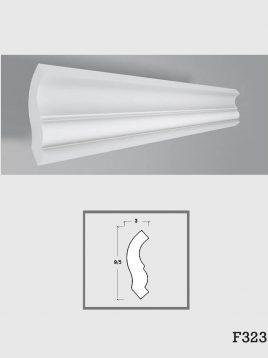 ابزار دکوراتیو گچی فرسان مدل F323