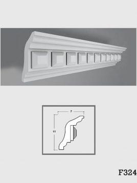 ابزار دکوراتیو گچی فرسان مدل F324