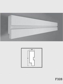 ابزار دکوراتیو گچی فرسان مدل F328
