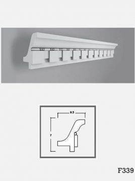 farsan cornice moulding f339 model1 268x358 - ابزار گچی لبه نور مخفی کناف فرسان مدلF339