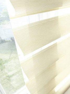 پرده اپن رومن شید راد آلبوم سفید مشکی