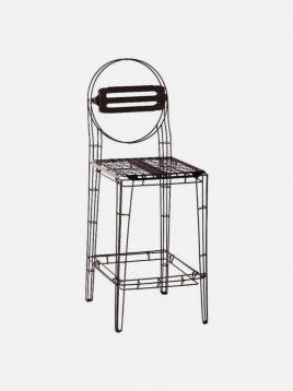 صندلی اپن فلزی نهالسان مدل میله ای