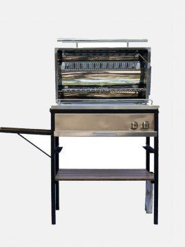باربیکیو گازی بدنه استیل کلار گریل مدل فونیکس