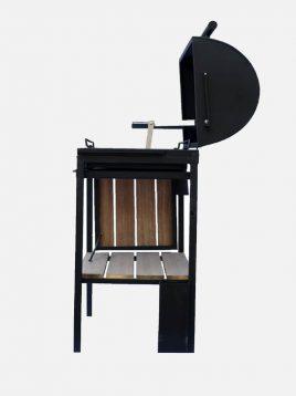 باربیکیو گازی کلار گریل مدل اسمارت