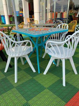 صندلی فضای باز بابل مدل ماتینا
