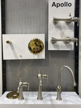 ست چهارتکه شیرآلات نوبل مدل آپولو