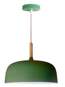 چراغ آویز فلزی دکوراتیو رنگی تابش مدل ۷۰۳۵