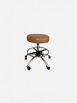 صندلی اپراتوری اروند جکدار بدون پشتی مدل ۱۰۱۰