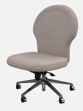 صندلی اپراتور اروند جکدار با مکانیزم بدون دسته کد ۲۴۰۴