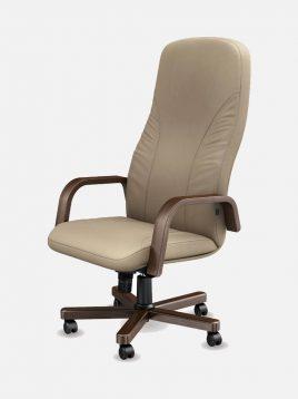 صندلی مدیریتی اروند با روکش چرم یا پارچه مدل ۲۰۱۴