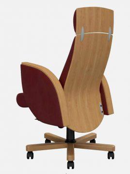 صندلی مدیریت جکدار اروند با مکانیزم کد ۲۹۱۴