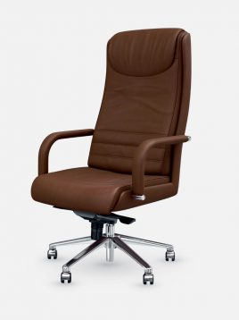 صندلی مدیریت جکدار اروند با مکانیزم کد ۳۳۱۶