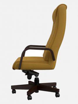 صندلی مدیریتی اروند با روکش چرم یا پارچه مدل ۳۳۲۰