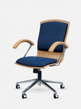 صندلی مدیریت جکدار اروند با مکانیزم کد ۳۴۱۶