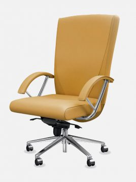 صندلی مدیریت جکدار اروند با مکانیزم کد ۳۶۱۴