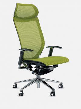 صندلی مدیریت جکدار اروند با مکانیزم کد ۵۵۱۶