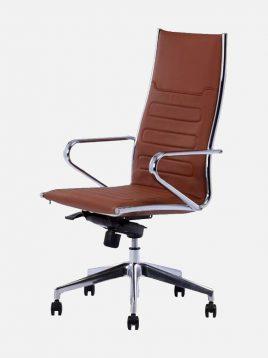 صندلی مدیریتی اروند با روکش چرم یا پارچه مدل ۵۶۱۴