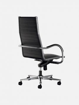 صندلی مدیریتی اروند با روکش چرم یا پارچه مدل ۶۰۱۴
