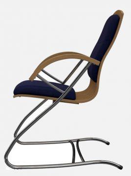 صندلی کنفرانسی اروند با پایه ثابت مدل ۳۴۱۰