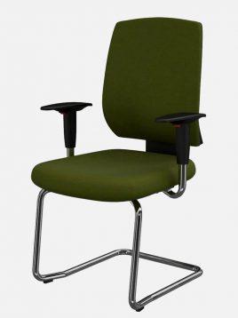 صندلی کنفرانسی اروند با پایه ثابت مدل ۵۸۱۰