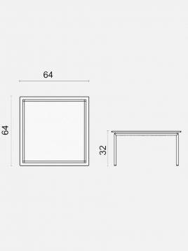 میز پذیرایی اروند کد ۵۰۱۳