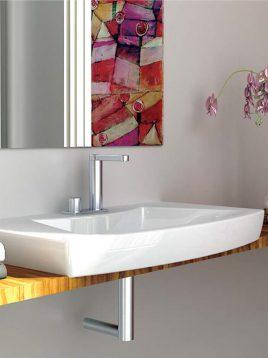 روشویی روکابینتی گلسار مدل رومکس