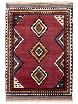 heidarian carpet bakhtiyari nobaft carpet ghabi model1 268x358 - قالی بختیاری نوبافت حیدریان مدل قابی