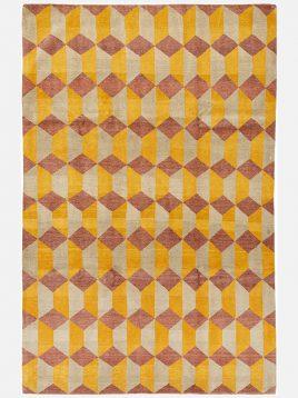 heidarian carpet kordestan nobaft carpet sareban model1 268x358 - قالی کردستان نوبافت حیدریان مدل ساربان
