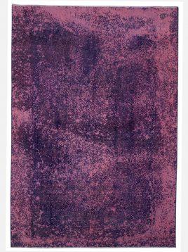 قالی اورداید حیدریان مدل مدرن زمینه بنفش روشن