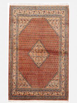 heidariancarpet arak vintej carpet boteh model1 268x358 - قالی اراک وینتج حیدریان مدل بته