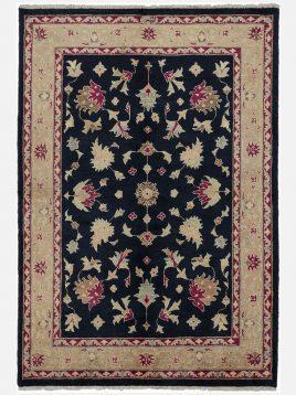 heidariancarpet ardebil vintej carpet afshan model1 268x358 - قالی اردبیل وینتج حیدریان مدل افشان