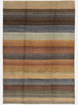 heidariancarpet rugs MODERN NEWTEXURE SADE F model1 268x358 - گبه نوبافت مدرن حیدریان مدل ساده زمینه الوان