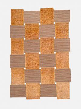 heidariancarpet rugs MODERN SHATRANJI model1 268x358 - گلیم فرش نوبافت حیدریان مدل مدرن شطرنجی