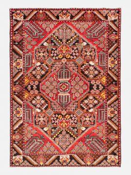 heidariancarpet saveh vintej carpet toranj model1 268x358 - قالی ساوه وینتج حیدریان مدل ترنج