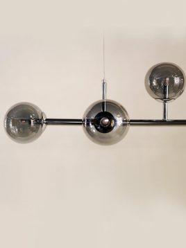 چراغ آویز مدنور مدل برنچ لایت خطی