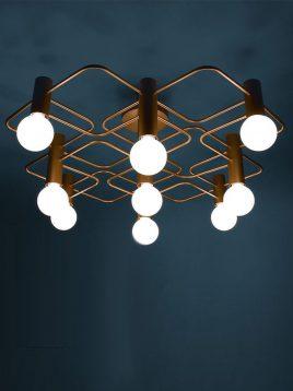 voodoohome ceiling lights model L108 1 268x358 - چراغ سقفی مدرن وودوهوم مدل L108